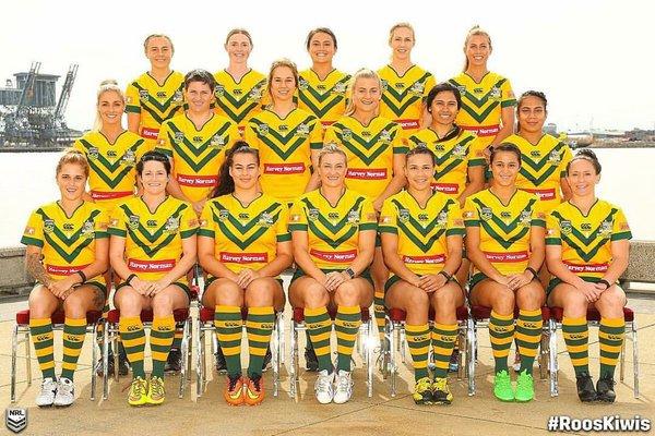 Australian Jillaroos take on the Kiwi Ferns this Friday night