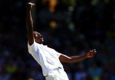 Rabada celebrating a wicket! Photo Credit: cricket.com.au